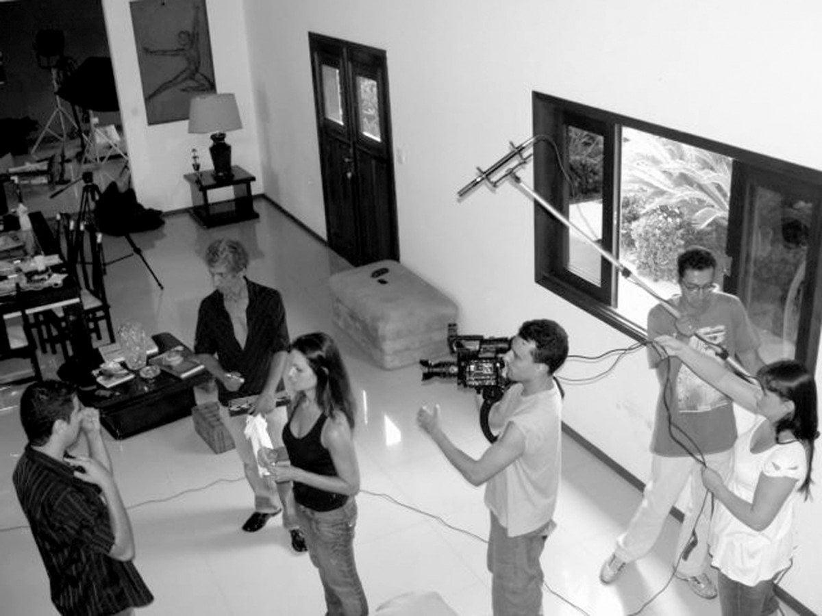 Filme de terror começa a ser gravado em Mogi Mirim - O Popular Digital