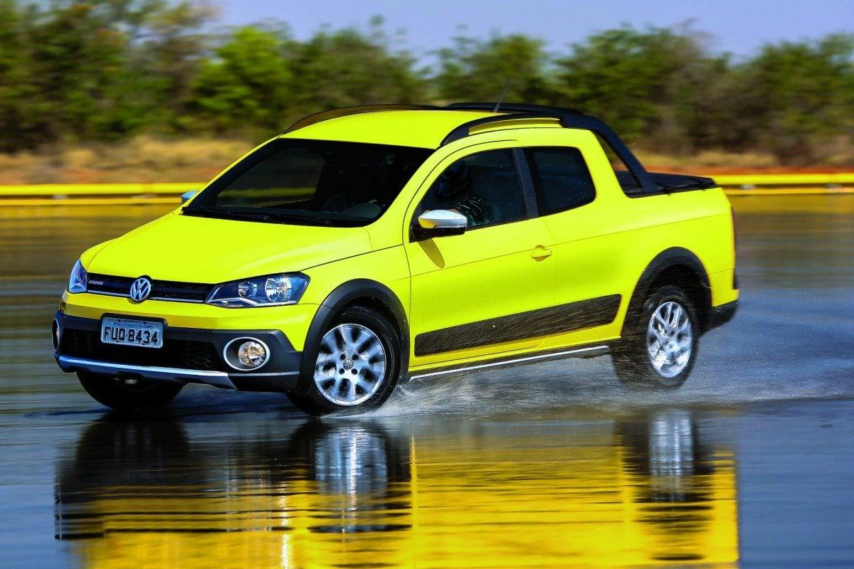 Volkswagen Saveiro registra recorde histórico de vendas em 2014 - O Popular Digital