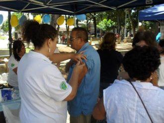 Vacinação contra a gripe é prorrogada até dia 31 nas unidades de saúde