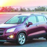 General Motors relança jipinho Tracker no Brasil