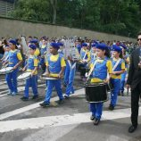 Simples e bonito, desfile do aniversário da cidade arranca aplausos