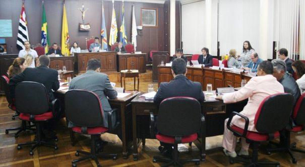 O projeto de lei foi retirado da pauta de votações na tarde de quarta-feira pelo Executivo (Foto: Everton Zaniboni)