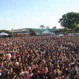 Shows no domingo levaram 20 mil pessoas ao Espaço Cidadão