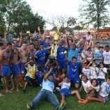 Novacoop perde da Vila, mas comemora o título do Amador