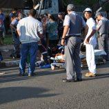 Criança morre atropelada ao atravessar avenida