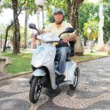 Eetrobike ajuda mogimiriano a superar paralisia