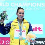 Poliana Okimoto concorre ao Prêmio Brasil Olímpico