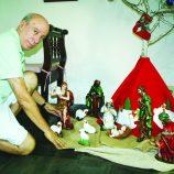 Presépios mostram o verdadeiro sentido do Natal