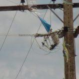 Jovem morre eletrocutado ao tentar pegar pipa em telhado