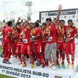 Mogi Mirim conquista o Campeonato Paulista Sub-20