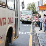 Começaram os cadastros para o transporte público