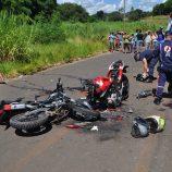 Acidentes pela região deixaram quatro mortos e outros três feridos