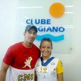 Amanda Silva é campeã brasileira em São Paulo
