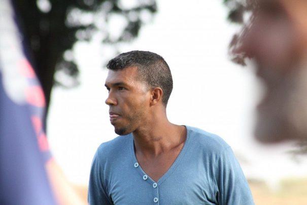 Técnico Buchudo conta com cinco irmãos no time do Jardim Soares. (Foto: Diego Ortiz)