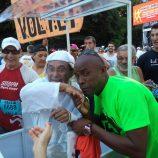 São Silvestre empolga atletas: ambiente de festa