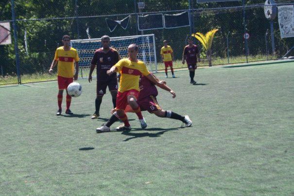 Nazareth aplicou uma goleada de 10 a 3 diante do Ferroviários. (Foto: Diego Ortiz)