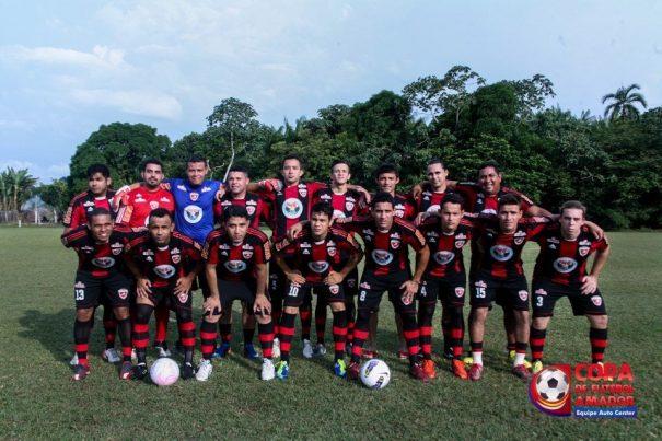 Mogi Mirim, do Pará, foi fundado por torcedores do Remo, eliminado pelo Sapo na Série B de 1995 (Foto: Divulgação)