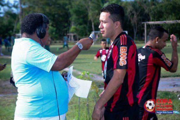 Mogi Mirim deu origem à criação de uma liga de futebol amador e jogos são cobertos pela mídia (Foto: Divulgação)