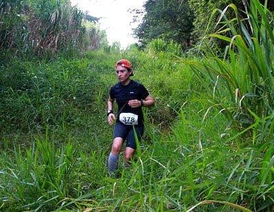 Mirlene Picin considerou a disputa a prova mais difícil de montanha que já participou. (Foto: Fábio Andrade - F11 Imagens)