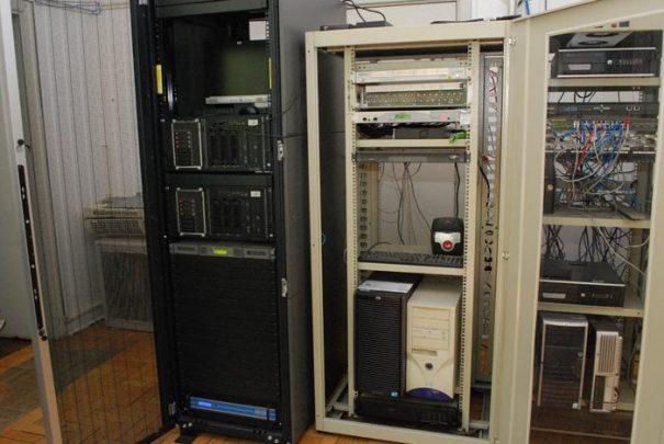 Prefeitura possui um Data Center, onde ficam armazenados as informações sobre recolhimento de impostos e pagamentos de servidores (Foto: Divulgação)