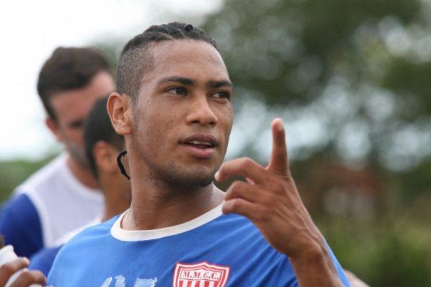 Centroavante Hernane se destacou pelo Sapo e se transformou no Brocador do Flamengo. (Foto: Arquivo)