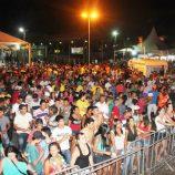 Na última noite de Carnaval, público compareceu em peso