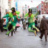Itapira recebe festa com temática irlandesa