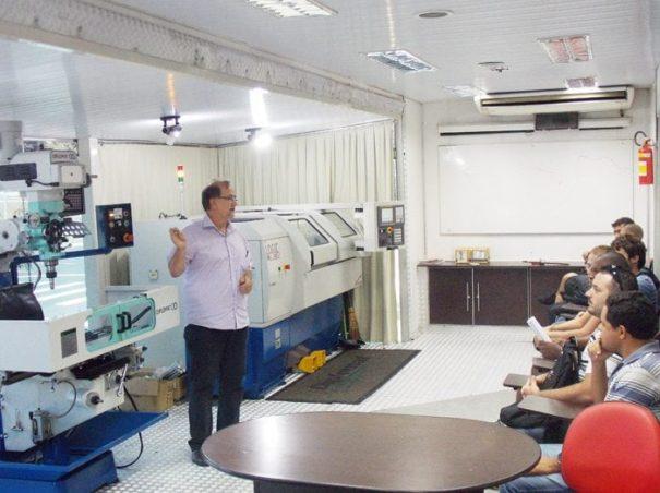 O objetivo é disseminar tecnologia e divulgar inovações nas faculdades de todo o país (Foto: Divulgação)
