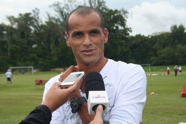 Rivaldo contou que parceria com Adir foi decisiva para manter o Mogi Mirim na Série C do Brasileiro. (Foto: Divulgação)