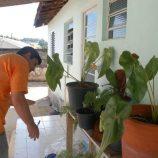 Vigilância Epidemiológica registra 1.318 casos positivos de dengue na cidade