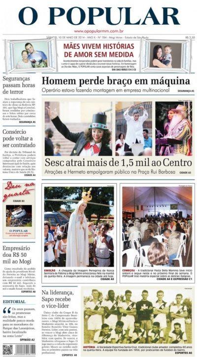 Edição 784 – 10-05-2014