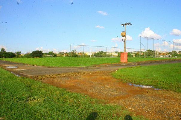 Centro de Treinamento de Mogi Guaçu passou para Rivaldo em troca de dívida de R$ 6.320.000,00 do clube com o ex-jogador. (Foto: Arquivo)