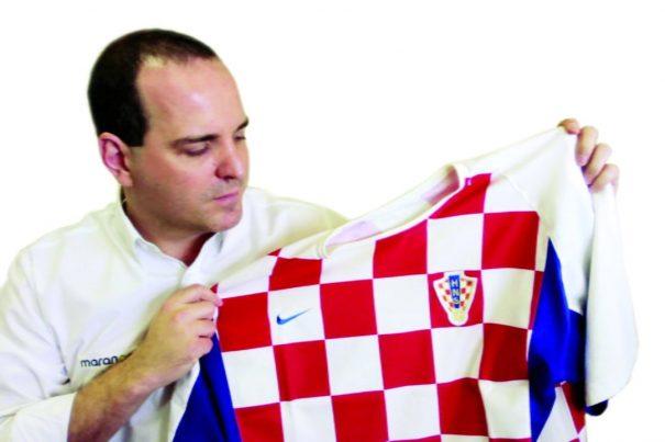Empresário nutre um carinho especial pela Croácia, onde se impressionou com a paixão do povo pelo futebol. (Foto: arquivo pessoal)