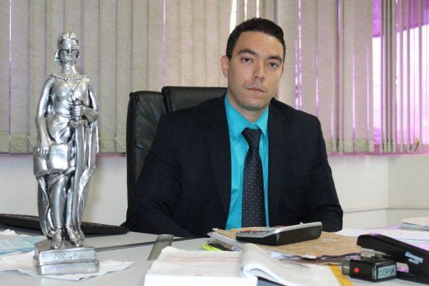 """Advogado Cortez se sentiu desafiado por Rivaldo: """"aceitei o desafio"""". (Foto: Diego Ortiz)"""
