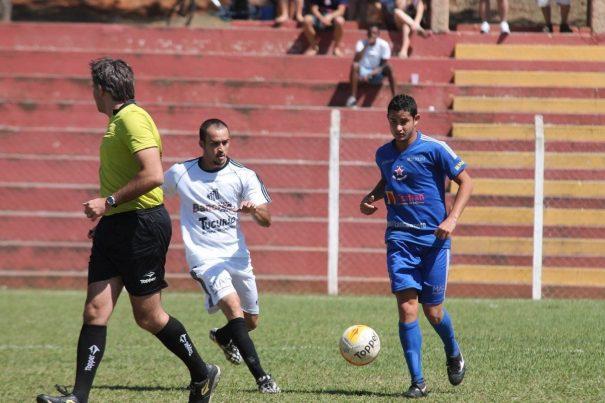 Santana levou a melhor no clássico diante da Tucurense, no Estádio do Tucurão. (Foto: Diego Ortiz)