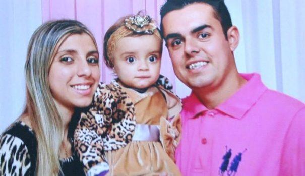 Yasmin Angélica Tagliaferro e José Alves de Oliveira Neto devem se casar no final do mês (Foto: Arquivo Pessoal)
