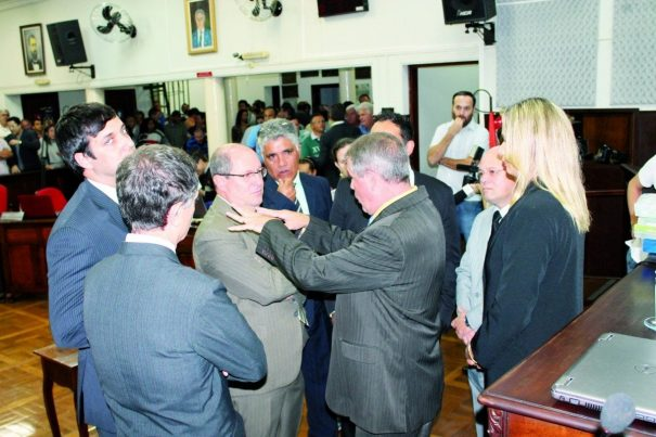 Projetos serão votados novamente pela Câmara Municipal (Foto: Everton Zaniboni / Arquivo)