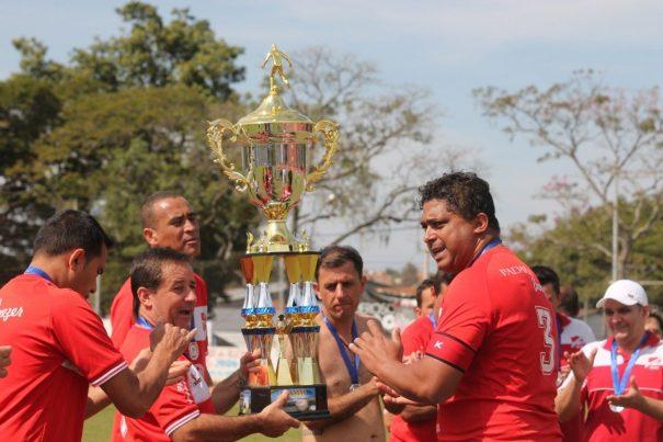 Vice-campeã, Vila Dias teve o ataque mais positivo e o artilheiro. (Foto: Diego Ortiz)
