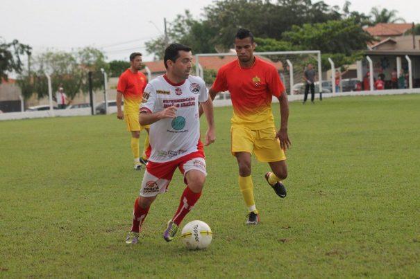 Unidos do Inocoop ganhou a partida, mas vantagem da melhor campanha assegurou a Vila Dias na decisão. (Foto: Diego Ortiz)