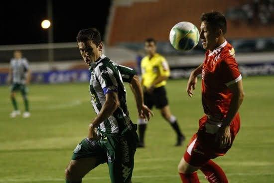 Mogi Mirim trouxe um ponto e a classificação de Americana, com empate contra o Guarani. (Foto: Edu Fortes/AAN)