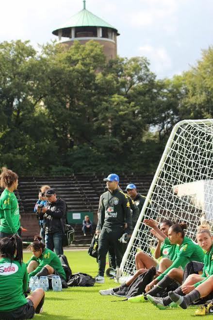 Fabinho Guerreiro está confiante na classificação brasileira à Copa do Mundo. (Foto: Arquivo pessoal)