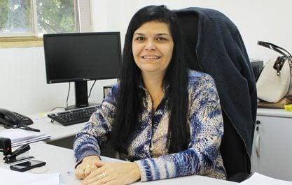 A secretária de Administração e Finanças, Elisanita de Moraes, apresentou LOA na segunda-feira (Foto: Everton Zaniboni / Arquivo)