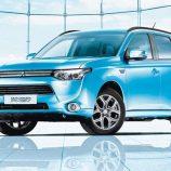 Mitsubishi: Outlander chega ligado na tomada
