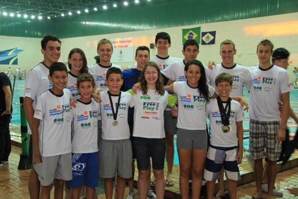 Equipe conquistou 15 medalhas de ouro, seis pratas e 11 bronzes. (Foto: Divulgação)