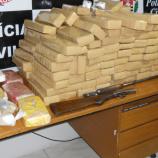Polícia Civil de Mogi Guaçu apreende 100 quilos de drogas