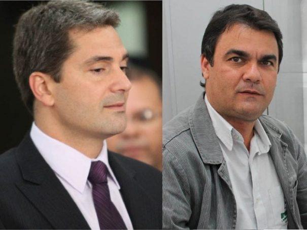Marquinhos da Farmácia volta ao Legislativo e Léo Zaniboni pode assumir secretaria no Governo (Fotos: Arquivo)