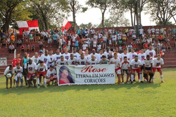 Santa Luzia, que homenageou Rose Mosca, ex-mulher de Rivaldo, ficou com o vice-campeonato. (Foto: Diego Ortiz)