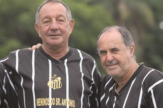 Leonello e Rampazzo: 35 anos de atuação pela Tucurense. (Foto: Diego Ortiz)