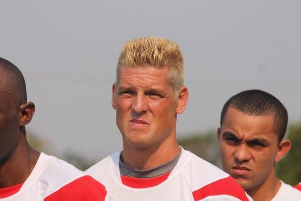 Diego Gaúcho jogou pelo Santa Luzia no Amador e agora está treinando com o elenco do Mogi Mirim. (Foto: Arquivo)
