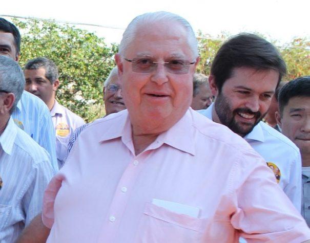 Barros Munhoz é o deputado mais imediato aos mogimirianos (Foto: Fernando Surur / Arquivo)
